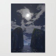 FEARLESS 2 Canvas Print