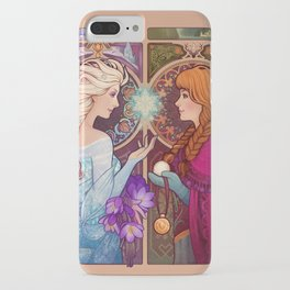 Let Me In iPhone Case