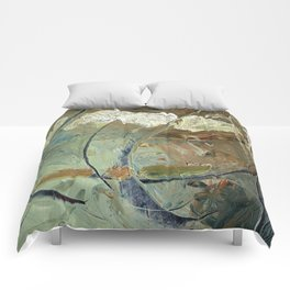 Vessel 116 Comforters