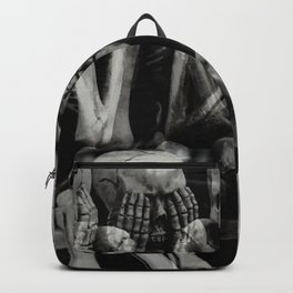 The Bench of Regrets Backpack