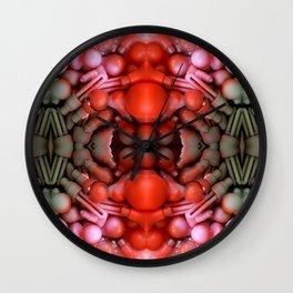 Emoglobyna 04 Wall Clock