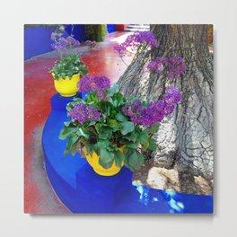 Jardin Maj 1 Metal Print