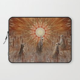 Meerkat Laptop Sleeve