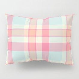 Summer Plaid 5 Pillow Sham