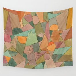 Untitled K Wall Tapestry