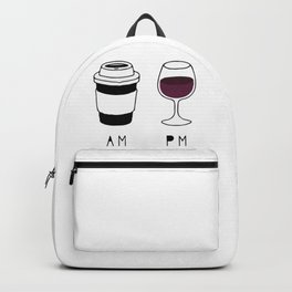Coffee and Wine Backpack
