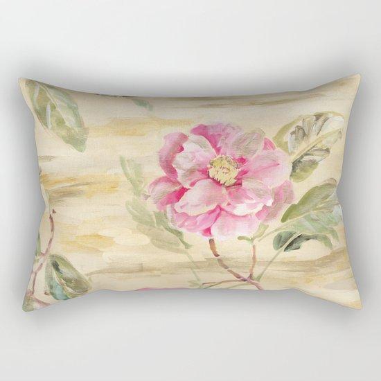 magnolia gold Rectangular Pillow