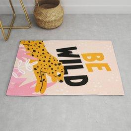 Be Wild: The Peach Edition Rug