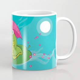 Night Flight of the Inchworm Coffee Mug