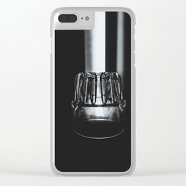 Nights Over Clear iPhone Case