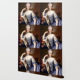 Marie Antoinette, Young 1 Wallpaper