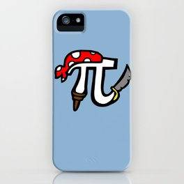 Pi Pirate iPhone Case