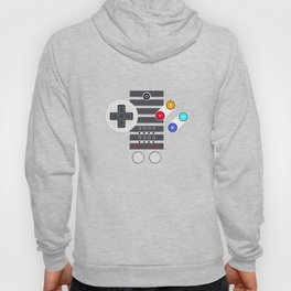 Classic Steampunk Game Controller Hoody