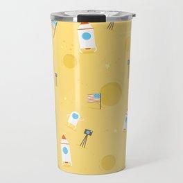 Mission to Moon Travel Mug