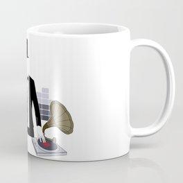 DJ Gramophone Coffee Mug