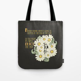 Sprouted Tote Bag