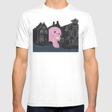 In Bruges I Mens Fitted Tee MEDIUM White