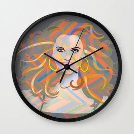 Felicity Medusa Wall Clock