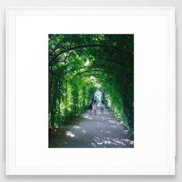 Austria Framed Art Print
