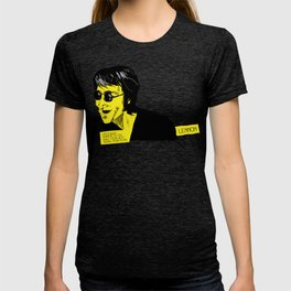 musicstrokes_lennon T-shirt