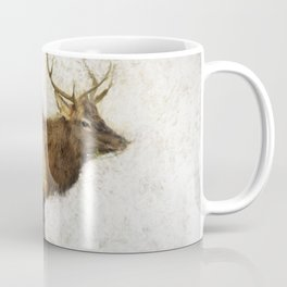 Grand Canyon Elk No. 1 Wintered Coffee Mug