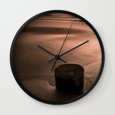 bandon beach. Wall Clock