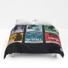 Bond #4 Comforters