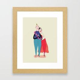 Love #1 Framed Art Print
