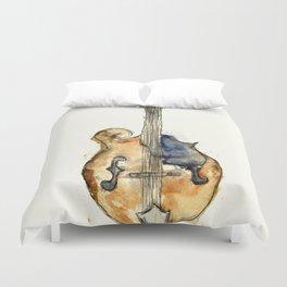 The Mandolin Duvet Cover