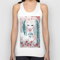 nicki Tank Tops featuring the love story of Cupid And Psyche - Celebrity Edition by VeePonce