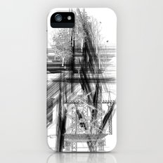 Architect & Engineer Working Together Slim Case iPhone (5, 5s)