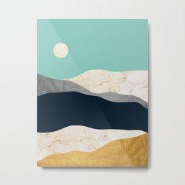 Modern Landscape XIV Metal Print