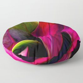 Ti Leaf Bouquet Floor Pillow