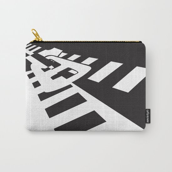Zip Me, Please! Carry-All Pouch