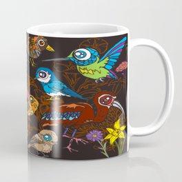 CA 12 BIRDS (CA鳥風月) Coffee Mug