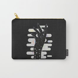 Gemini - Zodiac Illustration Carry-All Pouch