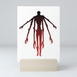 Creature Concept Mini Art Print