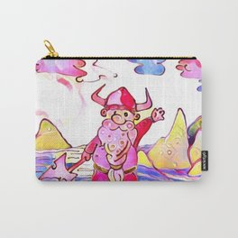 Friendly Pillager Carry-All Pouch