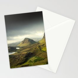 Up in the Clouds VII Stationery Cards