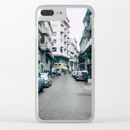 Centro Habana Clear iPhone Case