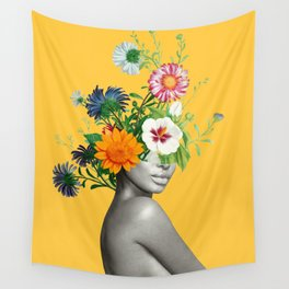 Bloom 5 Wall Tapestry