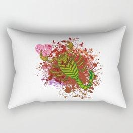 Scorpio in Love Rectangular Pillow