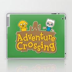 Adventure Crossing Laptop & iPad Skin