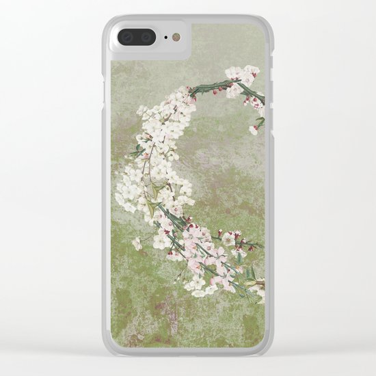 Everyday Love Clear iPhone Case