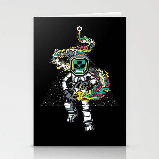 Space Madness! Stationery Cards