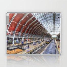 Paddington Station London Laptop & iPad Skin