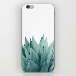 Agave Vibes #8 #tropical #decor #art #society6 iPhone Skin