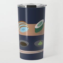Poke Sushi Travel Mug