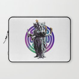 Hecate - Stained Glass Laptop Sleeve