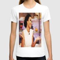 glee T-shirts featuring Naya Rivera by Raquel S